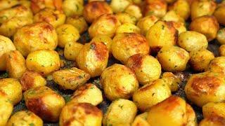 Такую вкусную картошку захочется приготовить по любому Рецепт на все случаи жизни