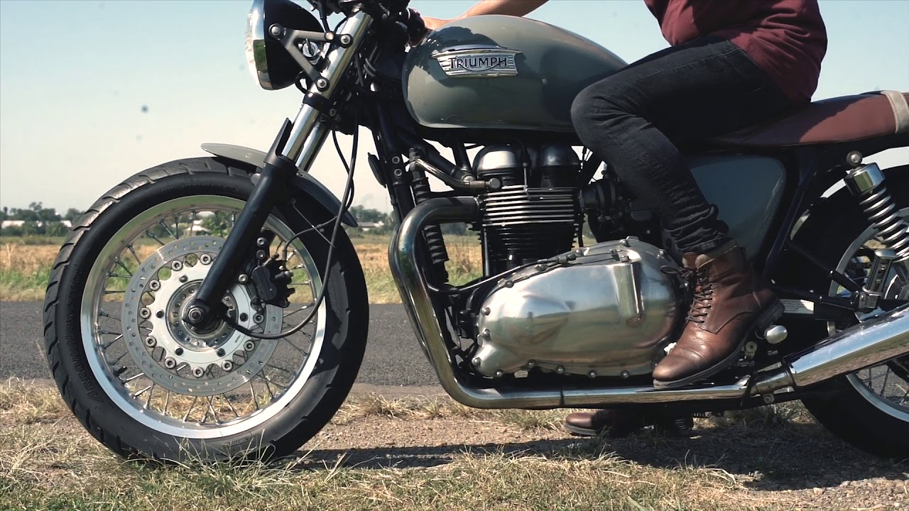 Custom Motorbikes and Rebuilds - Butlers Customs & Cafe Racers