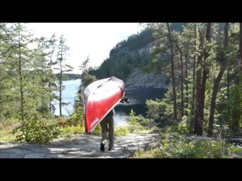 Temagami's Donald Lake (Day 1 Of 6) - Getting There