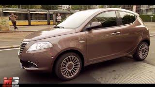 Lancia ypsilon elle 2015 - first test drive only sound