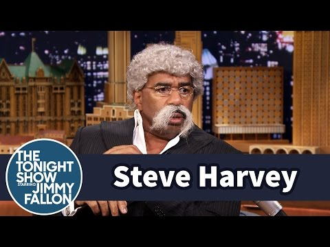 Steve Harvey Is Detoxing and He's Not Happy