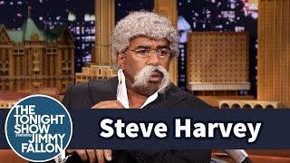 Steve Harvey Is Detoxing And He's Not Happy
