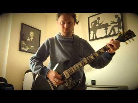 Black Sabbath Riffs with John Birch Magnum 4 & Hyperflux 5 Pickups