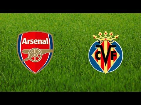 Villareal Vs Arsenal (5 – 1) Champion League Match All Goals & Full Highlights  M.i.m
