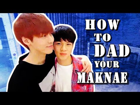 How to Dad your Maknae (N.Flying Seunghyub x Hweseung)