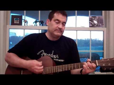 CF Martin 00015M Guitar Demo - 2012 Model