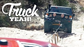 How To Perform An Off-Road Winch Rescue The Right Way