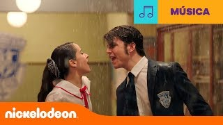 Club 57 | Bailando en la lluvia (Video oficial) | Latinoamérica | Nickelodeon en Español Video