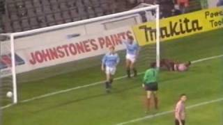 [89/90] Manchester City v Brentford, League Cup R2L2, Oct 4th 1989