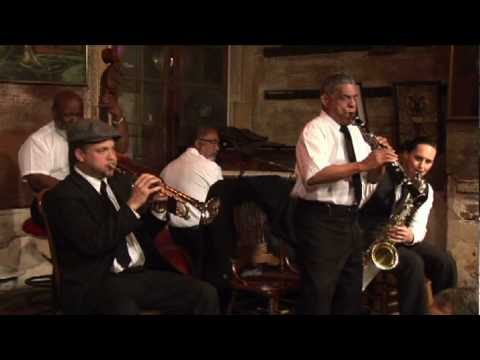 """Preservation Hall Jazz Band - """"Tailgate Ramble"""" at Preservation Hall"""