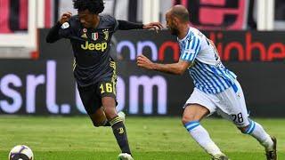 SPAL 2013 2 - 1 Juventus
