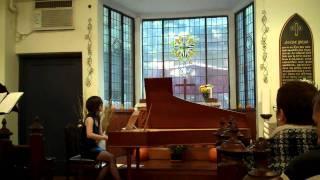 """Nancy Kito plays """"Soeur Monique"""" by François Couperin"""