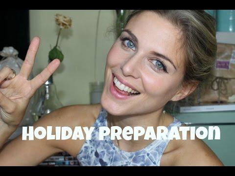 Pre-Holiday Preparation | Ashley James