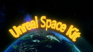 UE4 - UNREAL SPACE KIT - TRAILER 1080p@60FPS