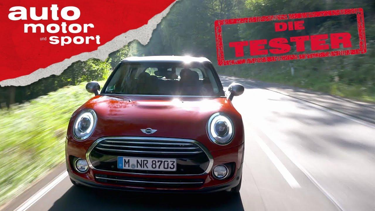 Mini Cooper Clubman Vernunft Gokart Die Tester Auto Motor Und