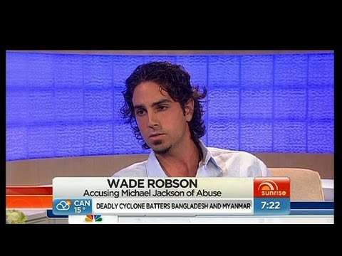 Jackson accuser speaks out