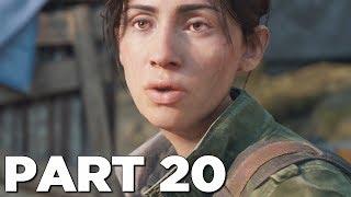 DAYS GONE Walkthrough Gameplay Part 20 - ANTIBIOTICS (PS4 Pro)