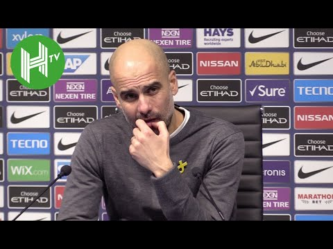 Man City 3-1 Arsenal | Guardiola: I was delighted with Sergio Aguero Mp3