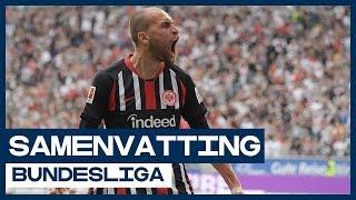 HIGHLIGHTS | Dost beleeft droomdebuut bij Eintracht Frankfurt