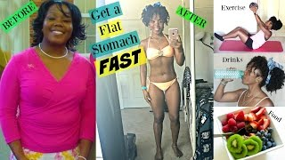 How to Lose Belly Fat FAST with NO SURGERY || Food, Exercise & Cleanses