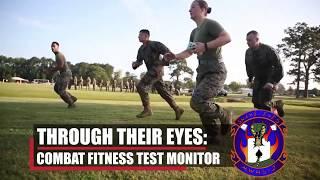 Combat Fitness Test Marine Wing Headquarters Squadron 2