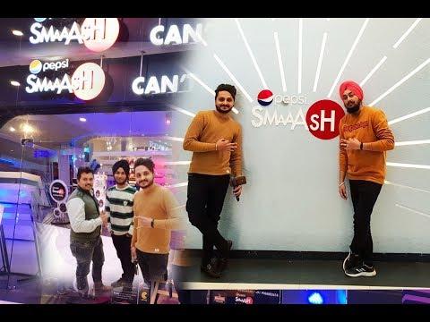 Smash   Smash Playing Zone   Elante Mall   Chandigarh   cheenu2683