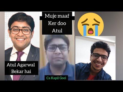 Kapil goyal Apologize