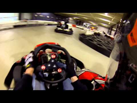 GoPro: Go Karting At Unser Racing Denver Colorado