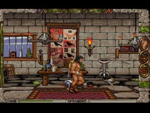 DOS - Conan: The Cimmerian (1991, Synergistic Software)