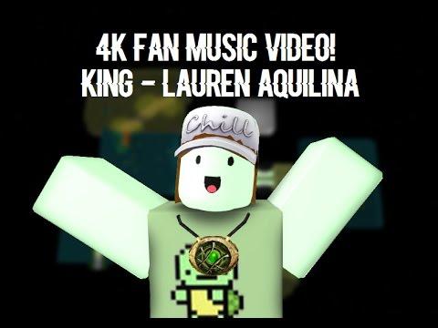 King - Lauren Aquilina [4K Fan Music Video]