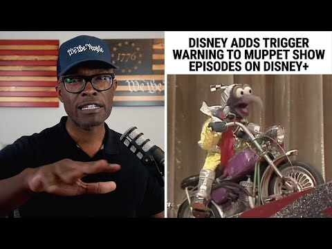 """Disney Adds TRIGGER WARNINGS To """"The Muppet Show""""!"""