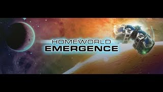 Homeworld: Emergence - The Lost Game About A Lost Homeworld