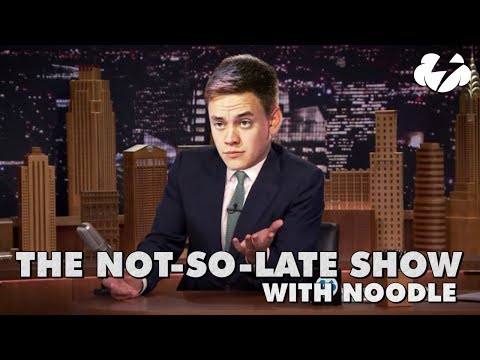 The Not-So-Late Show with Noodle | Answering Questions from Twitch Chat | Reynad Stream Highlights