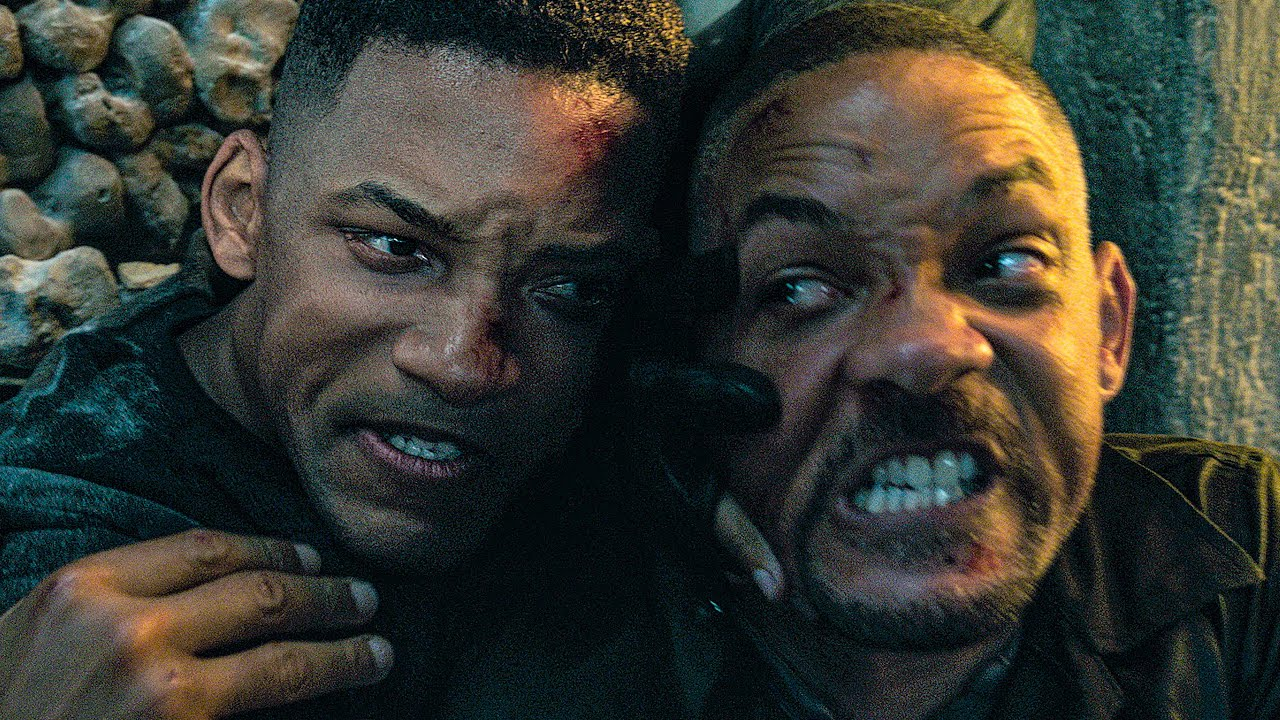 Download GEMINI MAN - Catacomb Fight Extended Scene - 10 Minutes From The Movie (2019)