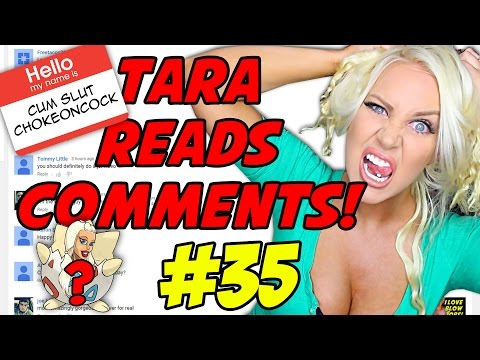 BANGED AND CHOKED! - TARA READS COMMENTS! #35 - 동영상
