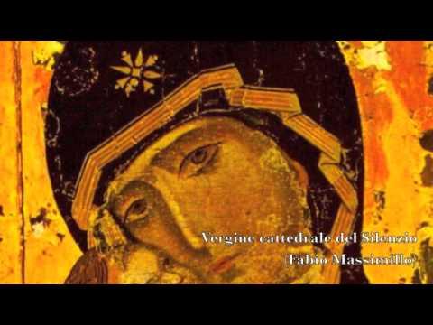 Fabio Massimillo - Vergine Cattedrale del Silenzio