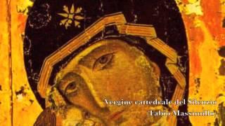 VERGINE CATTEDRALE DEL SILENZIO (Fabio Massimillo)