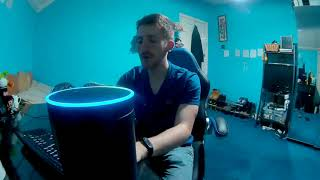 just trying out my alexa