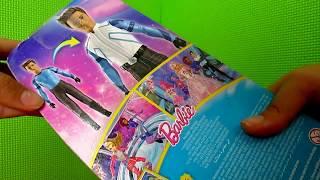 Распаковка Куклы Кена из м/ф