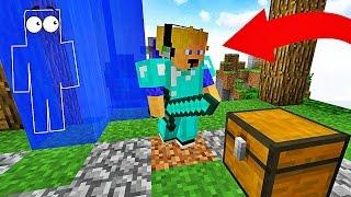 JE SUIS 100% INVISIBLE ! | Minecraft