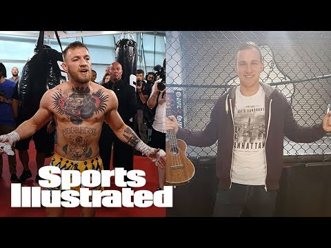 'There's Only One Conor McGregor' Songwriter Reacts To Vegas Invite | SI NOW | Sports Illustrated