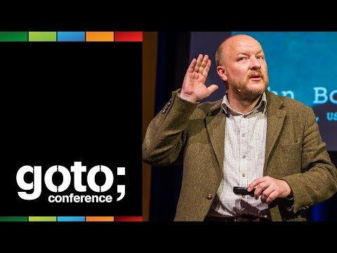 GOTO 2017 • Why the Fuss about Serverless • Simon Wardley