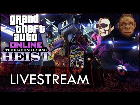 GTA Online Casino Heists DLC! Checking Out The New Casino Heists And More!