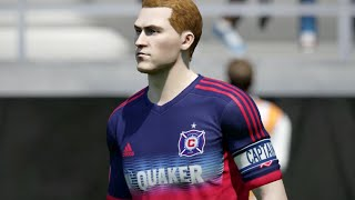 FIFA 15 Gameplay (PS4): Vancouver Whitecaps FC vs Chicago Fire (MLS)