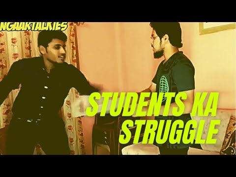 Types of Students in EXAMS   FUNNY video    Angaar Talkies   