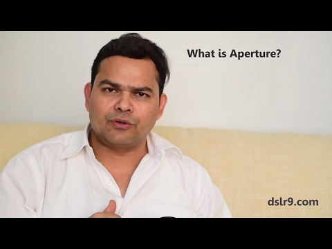 What is Aperture? Hindi