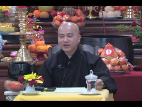 Thay Thich Phap Hoa Phat Day Chan Trau Part #2