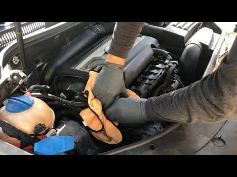 2012 Volkswagen CC Sport Oil Change