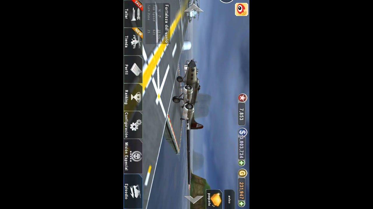 descargar gunship battle hackeado para android