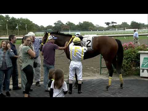 video thumbnail for 10-06-19 Monmouth Park Race 01